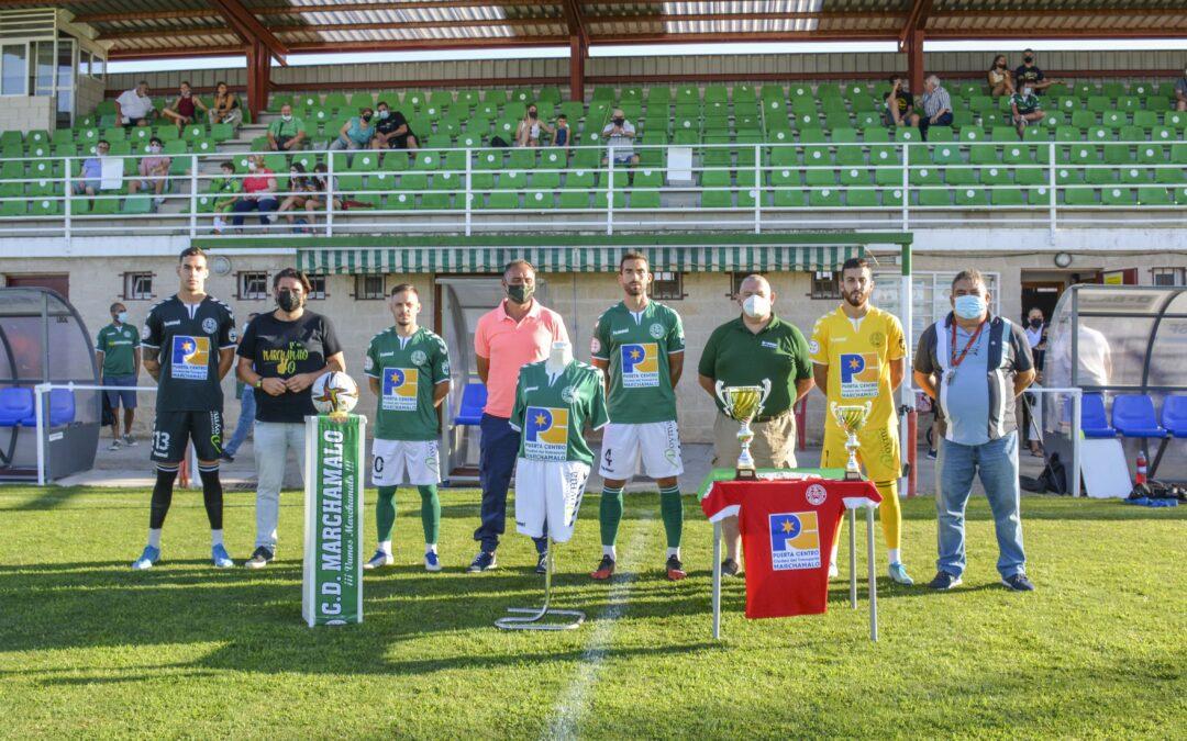 El CD Marchamalo ya tiene nueva equipación para su histórica temporada en 2ª RFEF