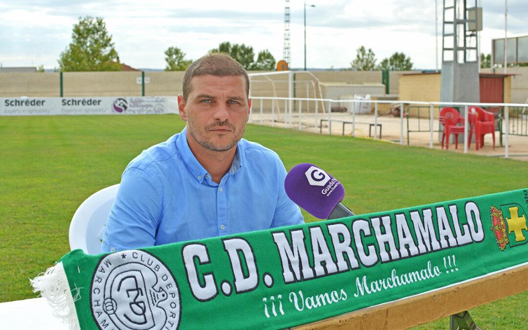 """El CD Marchamalo recibe a la UD Melilla en """"un día histórico"""""""
