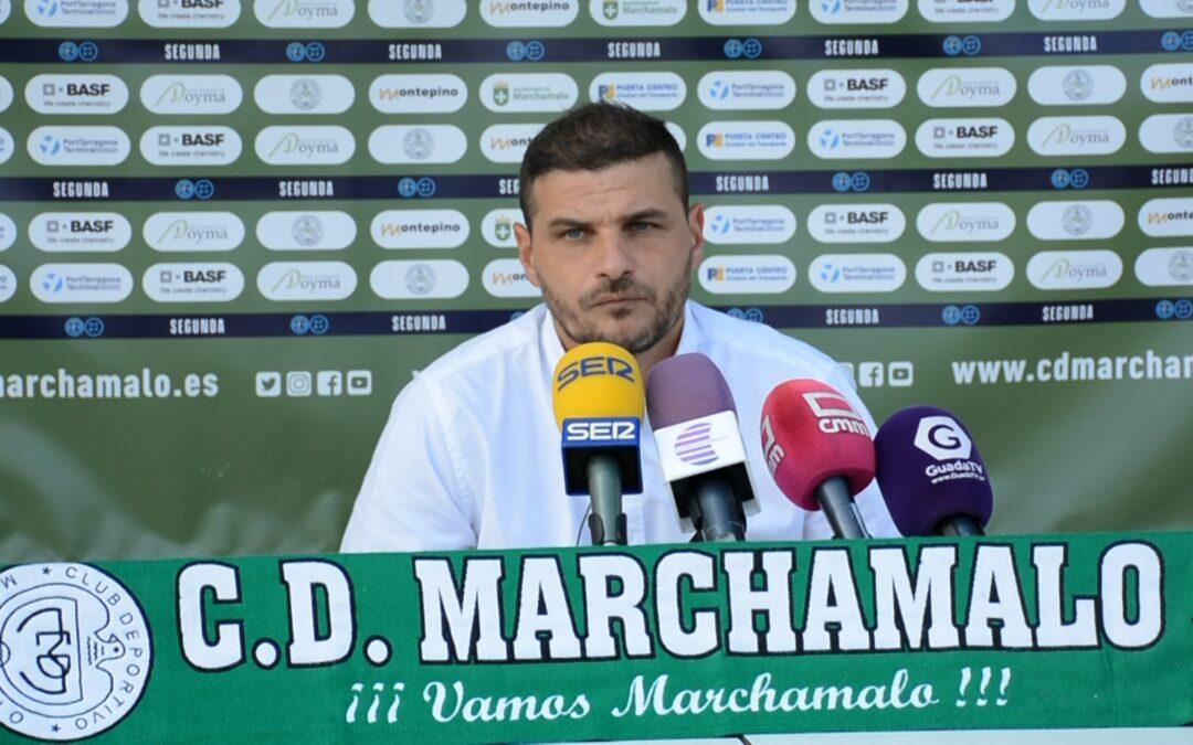 """El CD Marchamalo viaja a Toledo para """"dar un paso positivo fuera de casa"""""""