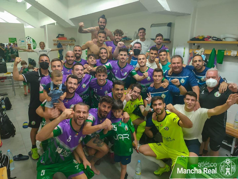 El Atlético Mancha Real: un recién ascendido que se mantiene invicto en lo alto de la clasificación