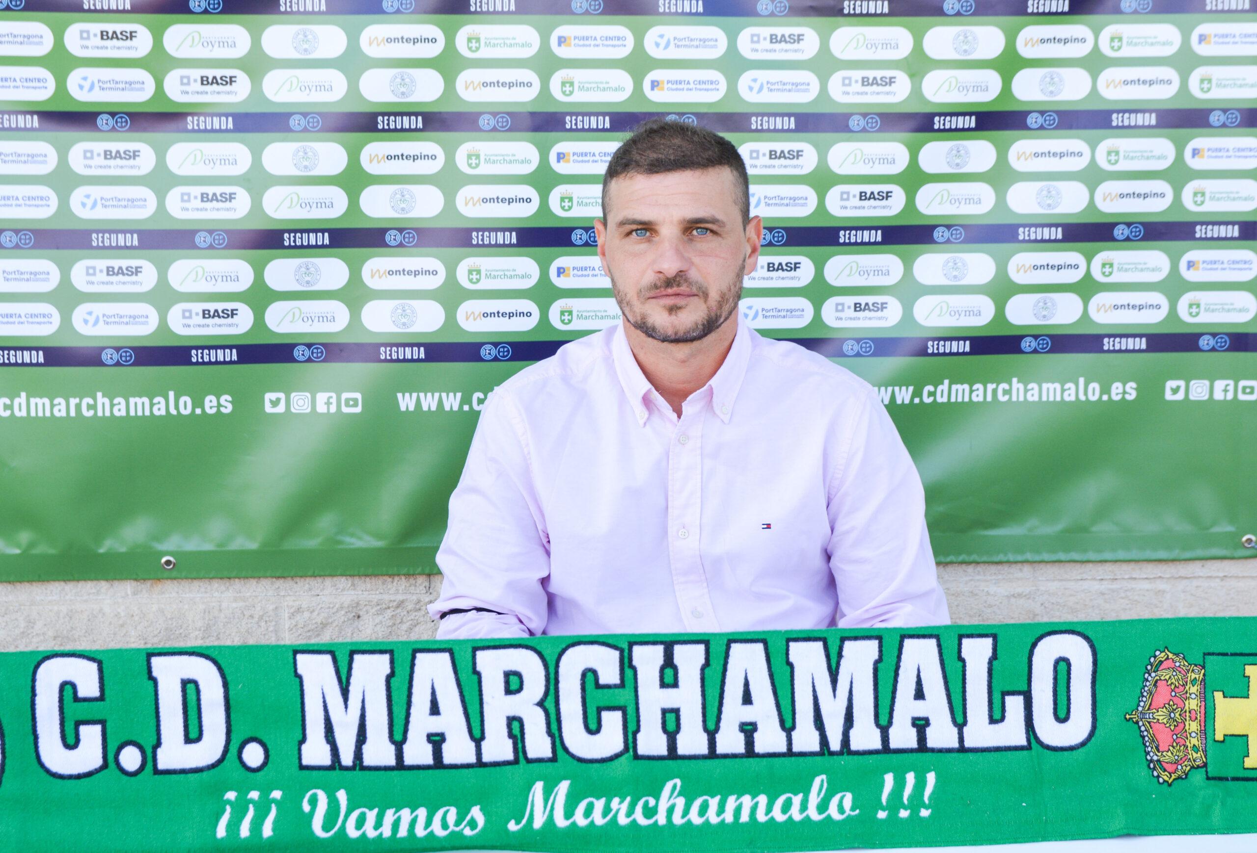 """El CD Marchamalo recibe al Atlético Mancha Real sin """"poner excusas"""""""